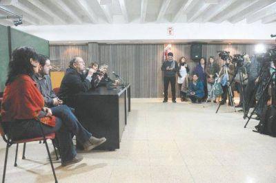 Los docentes paran por justicia por Agustín
