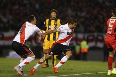 River dio un paso importante en la Copa Libertadores: le ganó a Guaraní 2 a 0 y sueña con la final
