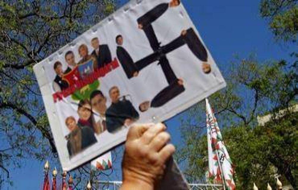 Aumentaron un 84% los incidentes antisemitas en Francia