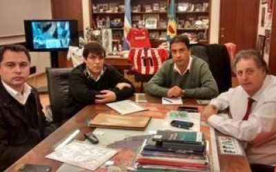 Collia se reunió con candidato a Intendente del FpV en Ramallo