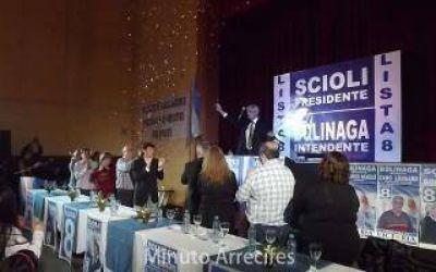Elecciones 2015: Bolinaga presentó su lista en Arrecifes