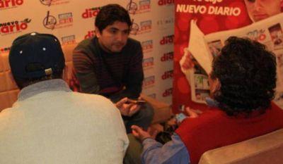 Alcohólicos Anónimos inaugura una sala en el hospital Banda