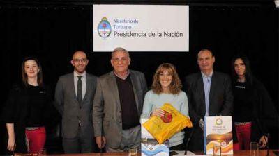 Presentan en Buenos Aires el programa de actividades en Termas