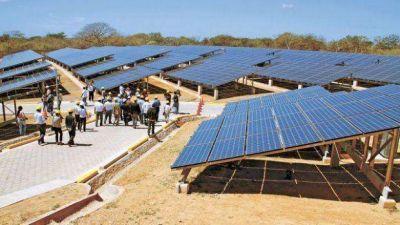 Salta tendrá la primera planta de producción de energía solar