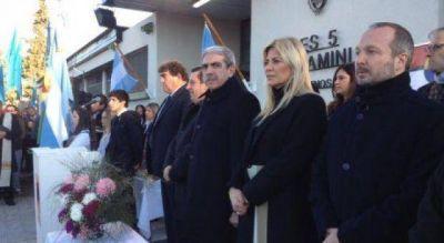 Aníbal Fernández y Sabbatella metieron Sexta en la campaña para las PASO