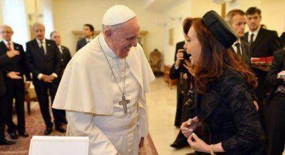 El Papa le arruinó a Cristina el debate de la ley de asignación universal