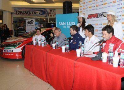 En San Luis, ya suena el Súper TC2000