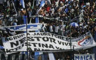 M�s violencia en el club de An�bal Fern�ndez: Acribillaron al jefe de la barra de Quilmes