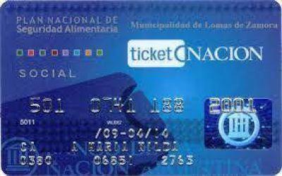 Desarrollo Social acredita tarjetas del Plan Nacional de Seguridad Alimentaria