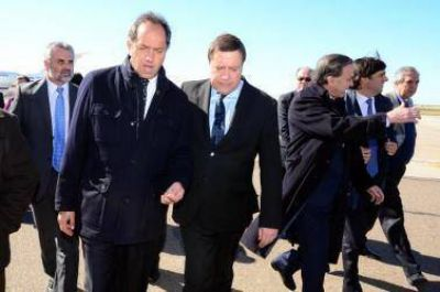 """Di Giácomo tomó contacto con el """"Topo"""" Rodríguez en el camino de un acercamiento de Weretilneck a Scioli"""