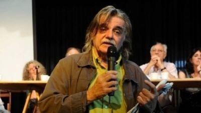 Por razones políticas, Horacio González se despide de la Biblioteca Nacional