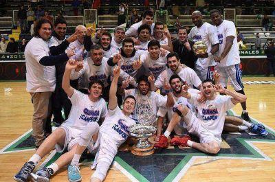Quimsa es el campeón de la Liga Nacional
