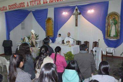 Monseñor Bokalic refrescó el mensaje del papa Francisco