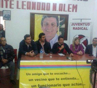 """Rubén Acosta dará pelea a las estructuras del PJ, """"vine a competir en serio, vamos a ganar"""""""