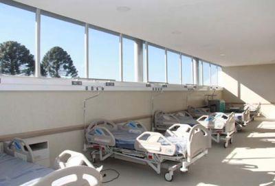 Avance de la obra de Hospital Central
