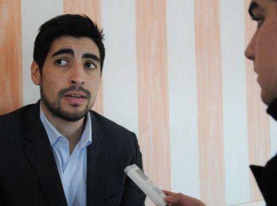 Facundo Moyano: �Alvarado est� dando un salto cualitativo desde lo institucional�