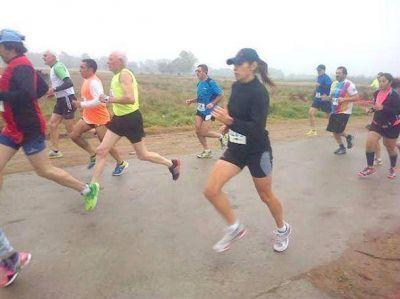 Buena actuación pehuajense en la Copa de Maratones