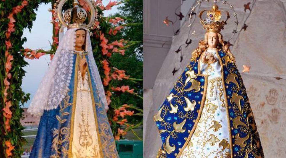 La Virgen de Itatí y la Virgen de Caacupé: Argentina y Paraguay unidos hoy por María