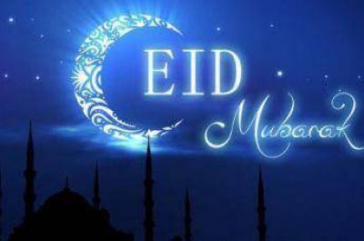 Los musulmanes celebran la culminación del bendito mes de Ramadán