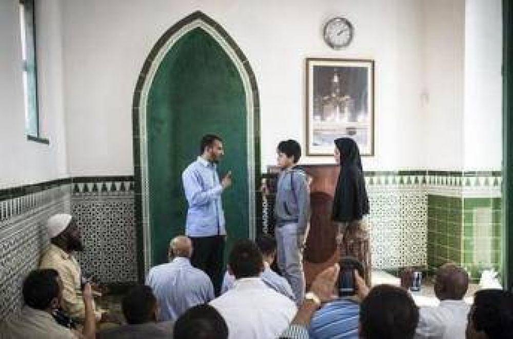 Abren una mezquita provisional en La Habana