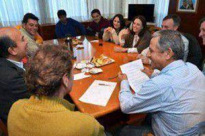El arte, Quiroga, y la euforia sciolista en Neuquén
