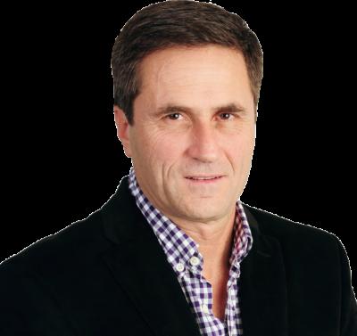 """Hugo Scardigno y su decisión de sumarse: """"No muchos políticos pueden armar un equipo como el que está trabajando junto a Marcelo Muscarello"""""""