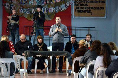 Culminó el encuentro de Inclusión Digital Educativa