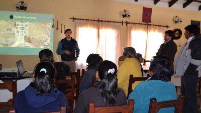 Se presentó el proyecto de Red Cloacal y mejora de agua potable para La Poma