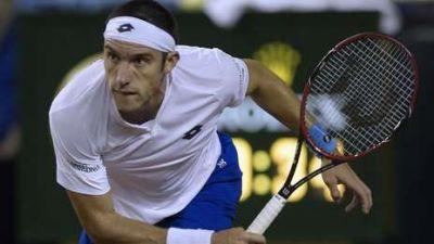 Para la Argentina, se abre una oportunidad en la Copa Davis ante Serbia