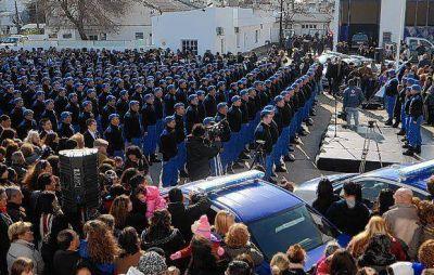 El lunes, la Policía Local estará en las calles bahienses