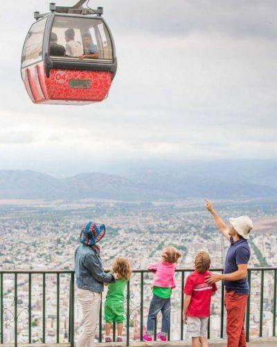 Salta: Altos niveles de ocupación hotelera y vuelos colmados en la temporada invernal