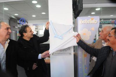 La Plata: Bruera participó de la inauguración de la primera farmacia gremial de la ciudad