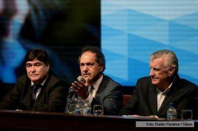 Junto a Zannini y De Vido, Scioli consideró que la minería generará millones de dólares y trabajo