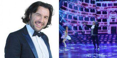 El particular elogio de Ergun Demir a Alberto Samid por su baile clásico