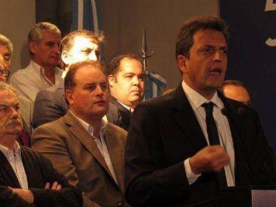 Massa presentó en Pergamino a los candidatos de la Segunda Sección electoral