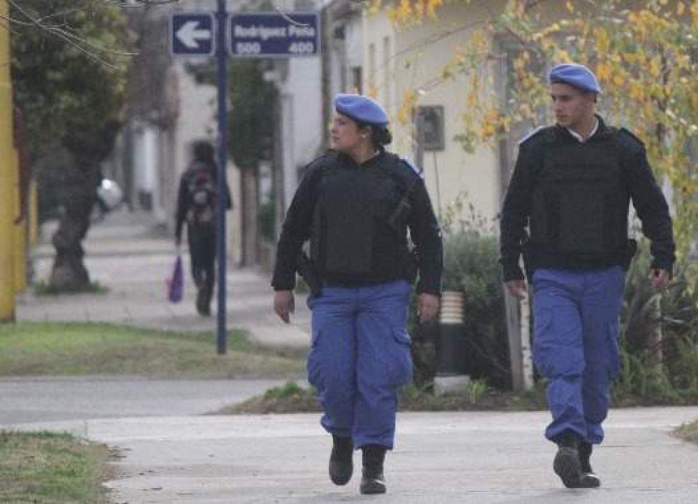 Otra presencia en las calles: la Policía Local