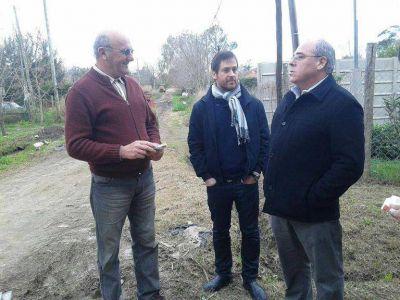 """Pérez Irigoyen en Parque Sicardi: """"La falta de planificación está causando serios problemas"""""""