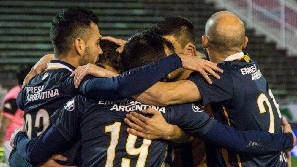 Central, por un éxito ante Vélez que lo mantenga bien arriba
