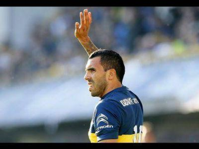 Boca festejó en el regreso de Tevez y disfruta en la cima