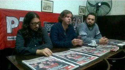 Christian Castillo visitó Necochea y apoyó a los candidatos locales del Frente de Izquierda