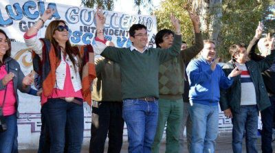 Fuerte respaldo institucional a la precandidatura de Ferreyra