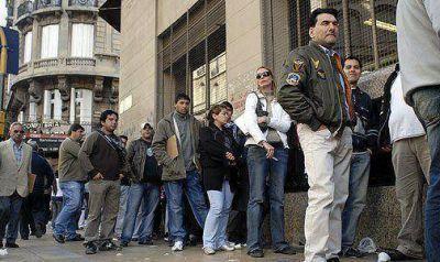 Hay dos millones más de personas laboralmente inactivas que hace diez años