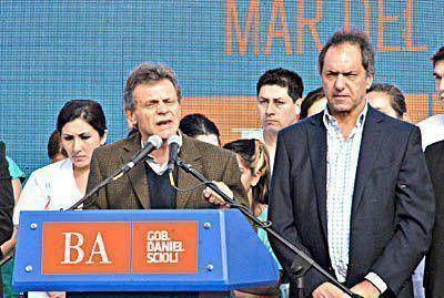 Scioli dejó inaugurada ayer la segunda Unidad de Pronta Atención en Mar del Plata