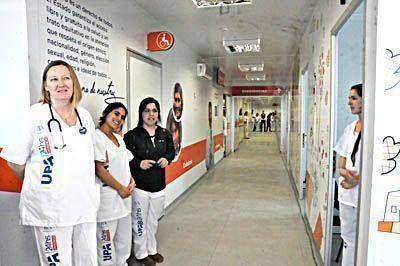 Un centro asistencial de última generación