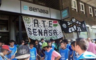 ATE suspendió el paro convocado en Senasa