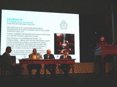 OSSE expuso su experiencia en Foro de Responsabilidad Hídrica