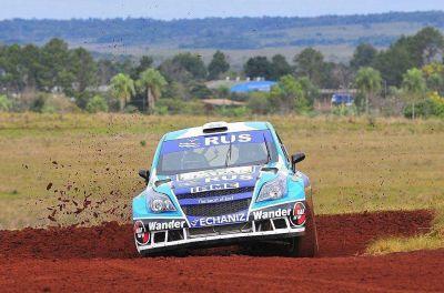 Rally Argentino: Marcos Ligato manda en Misiones