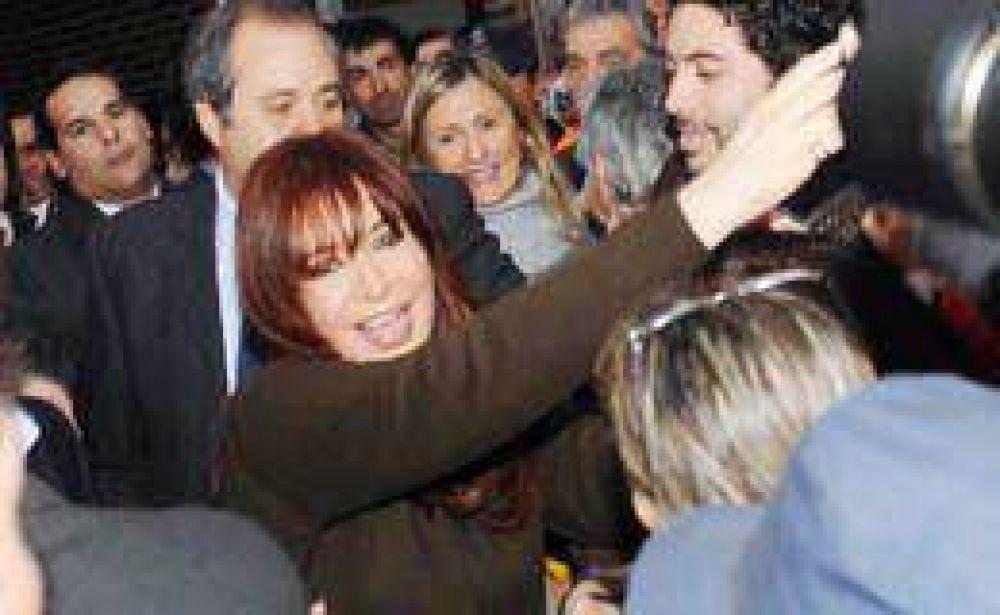 """Cristina: """"Pocas declaraciones juradas están tan claras en Internet"""""""