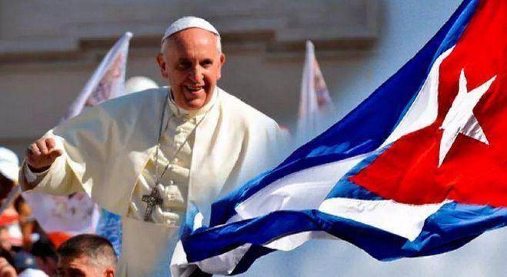El Papa Francisco no para en vacaciones