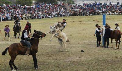 El Festival de Doma y Folclore fue un éxito